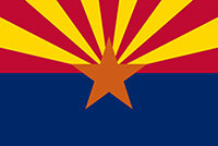 flag of arizona state