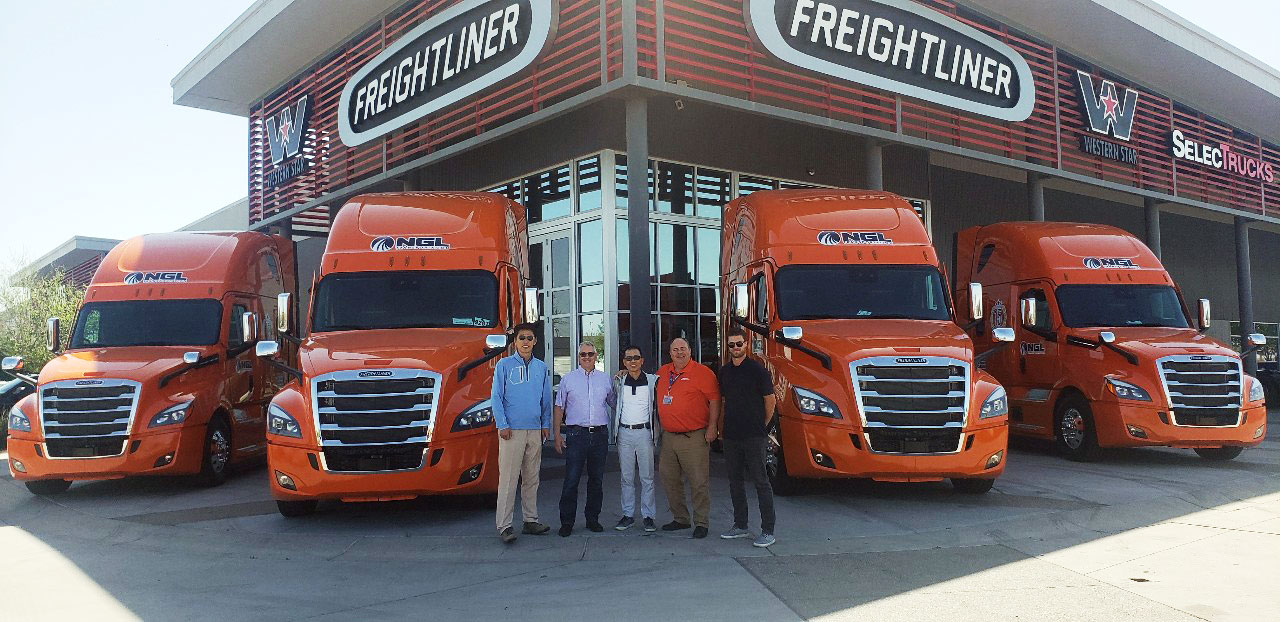 NGL's 15th Anniversary Edition Truck-3