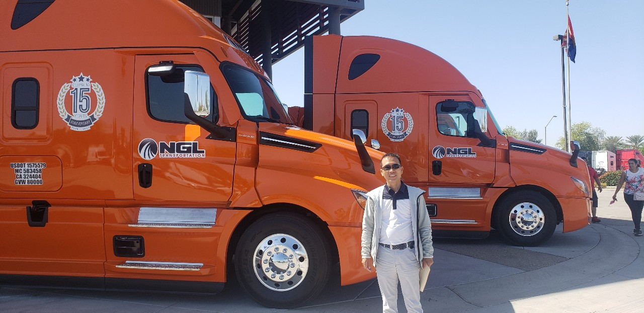 NGL's 15th Anniversary Edition Truck-4